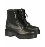 PS Poelman Veter boots 5648 zwart