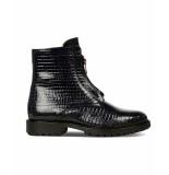 Fred de la Bretoniëre Enkel boots 182010027 frs0288 grijs