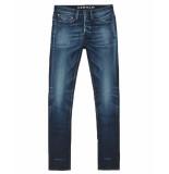 Denham Jeans bolt grnc blauw