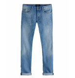 Scotch & Soda Jeans 147412 blauw