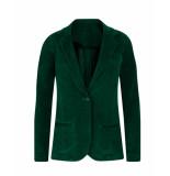 Lois Blazer telma velvet 2271-5633 groen