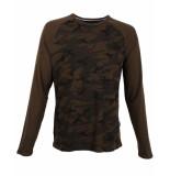 Chasin' ' t-shirt 5111400010 groen