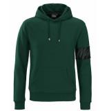 Milestone Pullover captain hoodie khaki