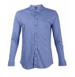 Desoto Overhemd 90208-3 blauw