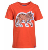 Someone T-shirt sb02.191.17767 oranje