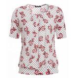 Frank Walder T-shirt nos719422 wit