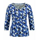 Gerry Weber T-shirt 870000-44010 blauw