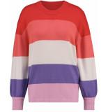 Studio Anneloes Pullover 02700 pien stripe roze
