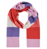 Studio Anneloes Shawl 02701 pleun stripe roze
