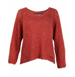 Moscow Pullover sp19-57.01 rood