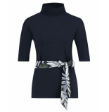 Studio Anneloes T-shirt 02794 oliver belt blauw