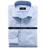 Olymp Dress hemd 852534 blauw