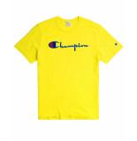 Champion T-shirt 210972 geel