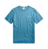 Champion T-shirt 211985 blauw