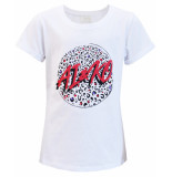 Aaiko T-shirt jezza wit