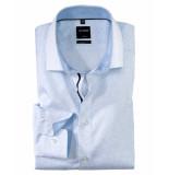 Olymp Dress hemd 123434 blauw