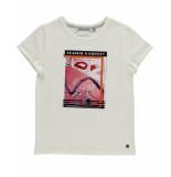 Frankie & Liberty T-shirt fl19138 ecru