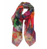 Laine Bonnet Shawl 9200-1 rood