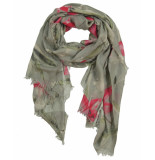 Laine Bonnet Shawl 9504-5 groen