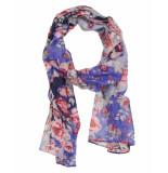 Laine Bonnet Shawl 9606-560 blauw