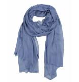 Laine Bonnet Shawl 9503-6 blauw