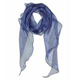 Laine Bonnet Shawl 9003-407 blauw