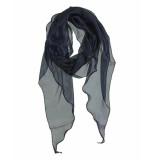 Laine Bonnet Shawl 9003-427 blauw