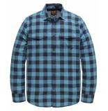 PME Legend Overhemd psi191212 blauw