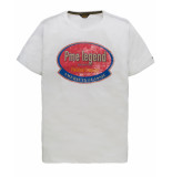 PME Legend T-shirt ptss191511 ecru
