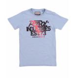 Petrol Industries T-shirt tsr682 blauw
