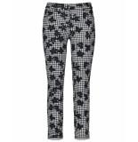 Gerry Weber Pantalon 120022-38200 zwart