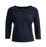 OPUS T-shirt 232495060 blauw