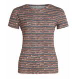 Anna van Toor T-shirt 26b04-02650720/2 khaki