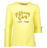 NoNo T-shirt n902-5401 geel