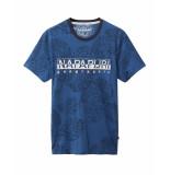 Napapijri T-shirt n0yifof14 blauw