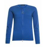 Roberto Sarto Vest 911170 blauw