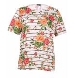 Via Appia Due T-shirt 829012 ecru