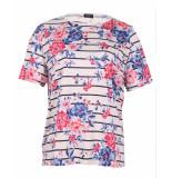 Via Appia Due T-shirt 829012 blauw