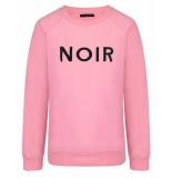 My Jewellery Sweatshirt mj00818 noir roze