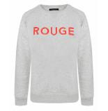 My Jewellery Sweatshirt mj00817 rouge grijs