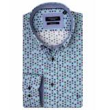 Giordano Overhemd 917023 blauw
