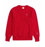 Champion Pullover 212572 rood