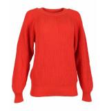 Lois Sweatshirt theodora 5856 rood