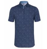 Desoto Overhemd 90831-3 blauw