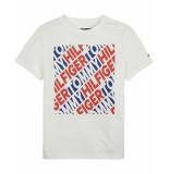 Tommy Hilfiger T-shirt kb0kb04680 wit
