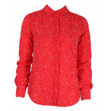Another Label Blouse d14/219105 maple rood