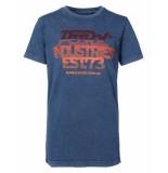 Petrol Industries T-shirt tsr635 blauw