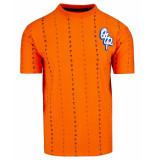 Off The Pitch T-shirt otp1170191020 oranje