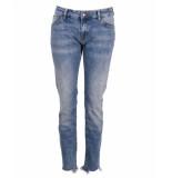 ZHRILL Jeans nova blue w7343 blauw
