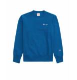 Champion Pullover 212994 blauw